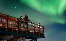 northern lights sun l best places to see the northern lights travel leisure