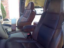 King Ranch Interior Swap King Ranch Center Jump Seat Ford Truck Enthusiasts Forums