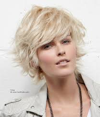 flipped up hairstyles feathery short haircut with the ends flipped up and out