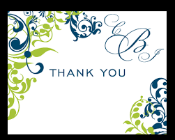 custom thank you cards belletristics stationery design and inspiration for the diy