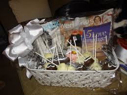 engagement gift baskets engagement gift basket a my lifestyle