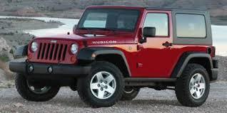 07 jeep wrangler 2007 jeep wrangler values nadaguides