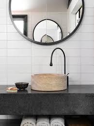 decor trend round bathroom mirrors my paradissi