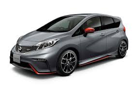 nissan note nissan note nismo s on sale japan only performancedrive