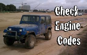 2012 jeep wrangler engine light retrieve and diagnose your check engine codes on a jeep wrangler yj