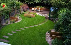 Simple Garden Fence Ideas Simple Garden Ideas For Backyard Garden Design Garden