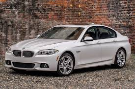 used 2015 bmw 5 series sedan pricing for sale edmunds