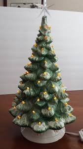 ceramic light up christmas tree 192 best christmas ceramic trees images on ceramic