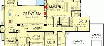 House Floor Plans Single Story Modern House Floor Plans