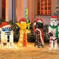 christmas lawn decorations christmas lawn ornaments wars your meme