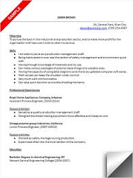 Engineering Resumes Examples by Download Process Engineer Resume Sample Resume Examples