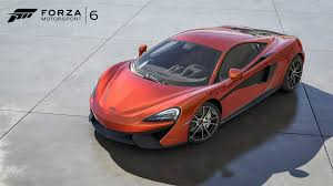 mclaren truck drive seven new forza favorites with the turn 10 select car pack
