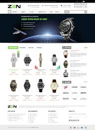 preview responsive magento theme sm zen