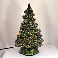 81 best ceramic light up yule trees images on