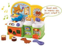 cuisine vtech jouet d éveil vtech baby cuisine 123805 pas cher ubaldi com