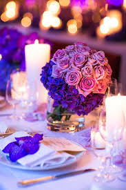 purple and blue wedding purple wedding ideas with pretty details modwedding