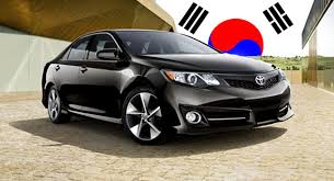 where is toyota made toyota to export u s made camry sedans to south
