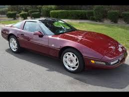 1993 corvette 40th anniversary sold c4 1993 40th anniversary corevette for 4 sale by corvette