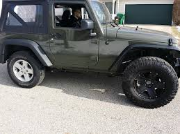 jeep xd wheels aggressive fitment at tire rack