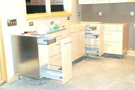 trash cans for kitchen cabinets interior engaging kitchen garbage trash can cabinet drawer full size