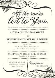 wedding invitation wording from and groom idea best wordings for wedding invitation or photo 2 of 7 best