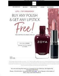 zoya zoya nail polish exchange is back