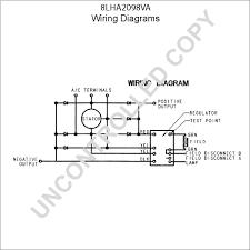 8lha2098va alternator product details prestolite leece neville