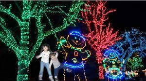 christmas lights train ride christmas lights train ride family fun youtube