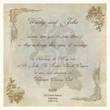 Wedding Postcards Vintage Wedding Invitation Wedding Invitations With A Victorian