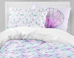 Purple Toddler Bedding Set Unicorn Bedding Etsy