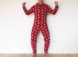 morning fleece onesie pajamas