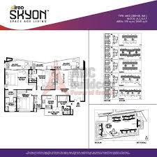 Floor Plane Ireo Skyon Floor Plan Floorplan In