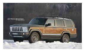 new jeep wagoneer concept 2014 jeep grand wagoneer spy photos wanted