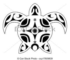 clip art vector of tribal tattoo of a guitar csp17609863 search