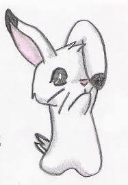 photo collection cute chibi bunny drawings
