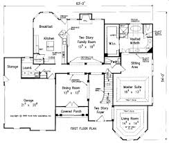 one story floor plans with two master suites 2 bedroom house plans with 2 master suites