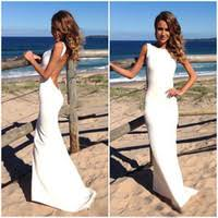 backless wedding dresses for sale wholesale tight backless wedding dresses buy cheap tight