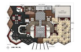 hotel lobby floor plan design architecture pinterest lobbies