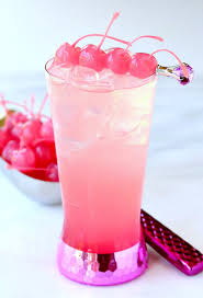 pink cocktail tickled pink shirley temple mantitlement
