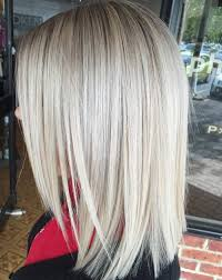 images of blonde layered haircuts from the back 80 sensational medium length haircuts for thick hair layered lob