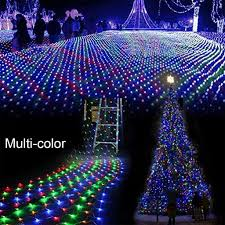3 x 2 m waterproof led net lights
