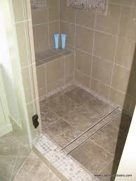 Bathroom Shower Drains The Benefits Of Linear Shower Drains Luxe Linear Drains Llc