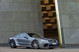 mercedes sl amg black series 2009 mercedes sl 65 amg black series supercars
