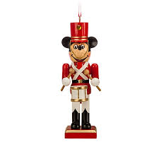 ornament mickey mouse soldier nutcracker