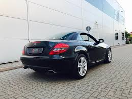 used 2008 mercedes benz slk 1 8 slk200 kompressor 2dr for sale in