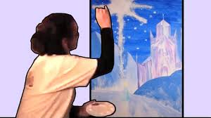 how to paint a mural from disney s how to paint a mural from disney s
