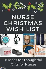 christmas wish list 8 ideas for thoughtful gifts for nurses
