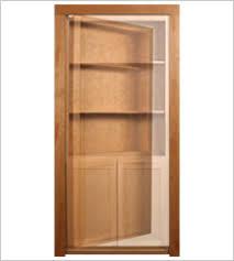 Swinging Bookcase Hidden Bookcase Doors By Invisidoor Custom Service Hardware