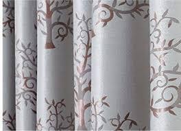 rich tree curtains european simple jacquard curtain plant pastoral