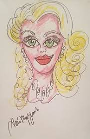 barbie doll drawings fine art america